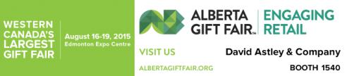 Alberta Gift Fair