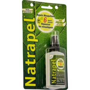 Natrapel DEET Free Insect Repellent – Save your gear!