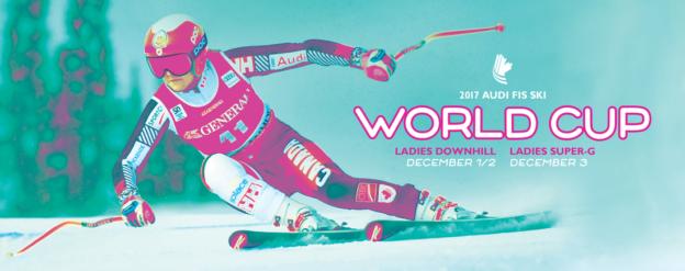 HotShots keeping the Volunteers warm at 2017 AUDI FIS Ski World Cup